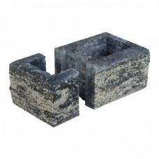 Блок для столбов забора Антара (20х40х18 см)