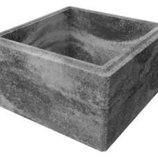 Блок для  забора Кубус (24,8х19,8х20 см)