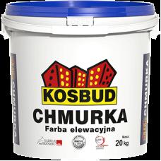 Акриловая краска CHMURKA, 20 кг