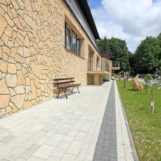 Урбаника колормикс - тротуарная плитка Побрук (Polbruk)