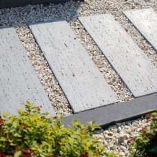 Травертин 75*25 см - тротуарная плитка Полбрук (Polbruk)